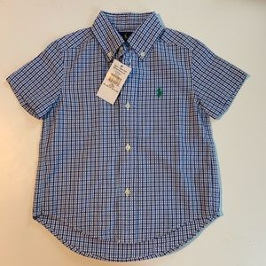 NWT Ralph Lauren Boys 2T Shirt